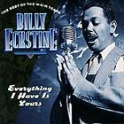 Everything I Have Is Yours: The Best of the M-G-M Years [Box] by Billy Eckstine (CD, Jan-1994, 2 Discs, Verve)