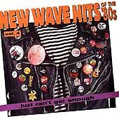 Just-Can-039-t-Get-Enough-New-Wave-Hits-Of-The-039-80s-Vol-4-Various-Artists-Good