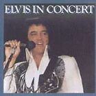 Elvis in Concert by Elvis Presley (Cassette, Oct-1990, RCA Records)