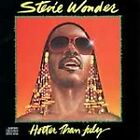 Hotter Than July [Remaster] by Stevie Wonder (CD, May-2000, Motown)