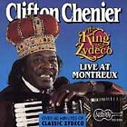 Clifton Chenier - King of Zydeco Live at Montreux (Live Recording, 1995)