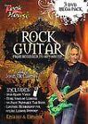 Rock Guitar Mega Pack (DVD, 2010)