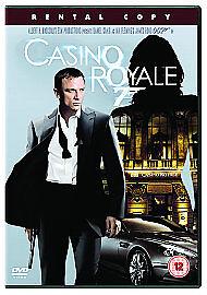 Casino Royale DVD 2007 - Cleethorpes, United Kingdom - Casino Royale DVD 2007 - Cleethorpes, United Kingdom