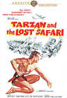 Tarzan and the Lost Safari (DVD, 2009)