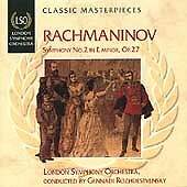Rachmaninov: Symphony No. 2 in E minor, Op. 27, Unknown Artist, Good