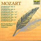 Mozart: Symphonies Nos. 8, 9, 44, 47, 45 & 11 (CD, May-2003, Telarc Distribution)