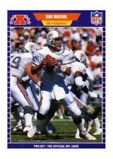 Rookie Dan Marino Original Modern (1970-Now) Football Cards