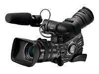 Canon XL Camcorders with Image Stabilisation