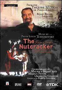 The-Nutcracker-2000-DVD-Nuovo-Paris-Chatelet-Tchaikovsky-Lo-Schiaccianoci-Ilyich