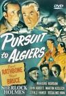 Sherlock Holmes - Pursuit To Algiers (DVD, 2003)