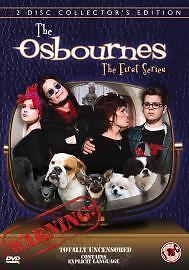 The-Osbournes-Series-1-DVD-2003-2-Disc-Set