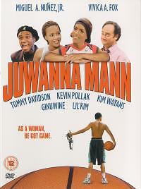 JUWANNA MAN starring Miguel A. Nunez Jr  (P11/N51) {DVD}