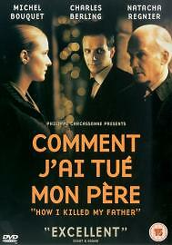 How-I-Killed-My-Father-FRENCH-dvd-Comment-J-039-ai-Tue-Mon-Pere-psychological-drama