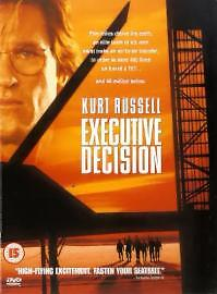 Executive-Decision-DVD-1999-Kurt-Russell-Halle-Berry-High-Flying-Excitement