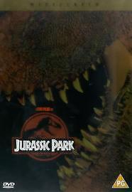 Jurassic Park DVD 2000 S Neill L Dern Jeff Goldblum amp Richard Attenborough - <span itemprop=availableAtOrFrom>Kirkwall, United Kingdom</span> - Jurassic Park DVD 2000 S Neill L Dern Jeff Goldblum amp Richard Attenborough - Kirkwall, United Kingdom