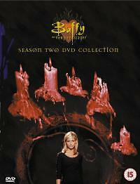 Buffy-The-Vampire-Slayer-Series-2-Complete-DVD-2001-6-Disc-Set