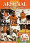Arsenal - The Official End Of Season Review 2000/2001 (DVD, 2001)