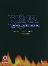 Xena - Warrior Princess - Series 2 Vol.1 (DVD, 3-Disc Set)