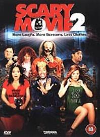 Scary-Movie-2-DVD-2001-NEW-SEALED-FREEPOST