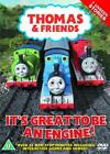 Thomas And Friends - It's Great To Be An Engine (DVD, 2004)