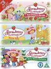 Strawberry Shortcake - Meet Strawberry Shortcake / Horse Tales / Berry Merry Christmas (DVD, 2005, 3-Disc Set, Animated)