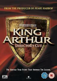 King-Arthur-Director-039-s-Cut-DVD-2004-Clive-Owen-Free-Postage