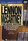The Best Of Lennon And McCartney For Bass Guitar (DVD, 2003)