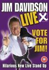 Jim Davidson - Vote For Jim (DVD, 2003)