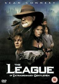 The League Of Extraordinary Gentlemen DVD 2004 - <span itemprop=availableAtOrFrom>Stoke-On-Trent, United Kingdom</span> - The League Of Extraordinary Gentlemen DVD 2004 - Stoke-On-Trent, United Kingdom