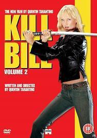 Kill Bill Vol2 DVD 2004 - <span itemprop=availableAtOrFrom>Bournemouth, United Kingdom</span> - Kill Bill Vol2 DVD 2004 - Bournemouth, United Kingdom