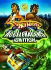 Hot Wheels AcceleRacers: The Speed Of Silence (DVD, 2005)