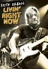 Keith Urban - Livin' Right Now (DVD, 2005)