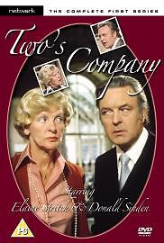 Two's Company: Series 1 (DVD) (New & Sealed)