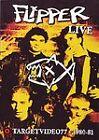 Flipper - Live Target Video 1980-81 (DVD, 2008)
