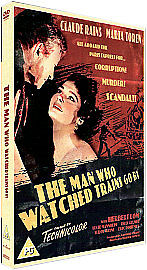 The-Man-Who-Watched-Trains-Go-By-1952-Claude-Rains-Herbert-Lom-Region-2-DVD