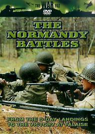 The Normandy Battles (DVD, 2005)