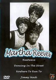 Martha Reeves And The Vandellas In Concert (DVD, 2006)
