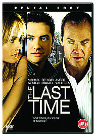 THE LAST TIME starring Michael Keaton - DISC ONLY  (N45)  {DVD}