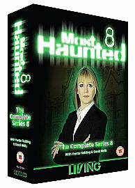 most haunted series 8 episods 1 to 15    2008SAME DAY POSTING - <span itemprop=availableAtOrFrom>Newtownards, United Kingdom</span> - all faulty and damage items must be reported to us within 3days . and all faulty and damage goods must be return to us .so we are able to return them to are suppler Most purchases fro - Newtownards, United Kingdom