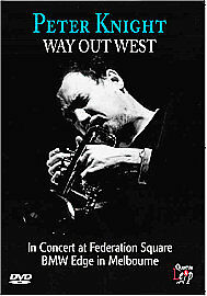 Peter Knight - Way Out West [DVD]  (New & Sealed)