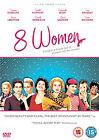 8 Women (DVD, 2008)