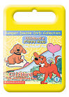 Clifford - Clifford's Puppy Days - The Perfect Pet/Clifford The Big Red Dog - The Big Hearted Dog (DVD, 2008, 2-Disc Set)