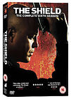 The Shield - Series 6 - Complete (DVD, 2008, 4-Disc Set)