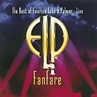 Emerson, Lake & Palmer - Fanfare (The Best of Live/Live Recording, 2003)