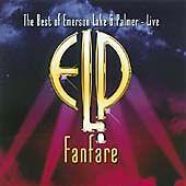 ELP // Emerson, Lake & Palmer - Fanfare (Best of Live/ Live Recording, 2003 CD)