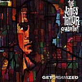 James Taylor - Get Organized (1999) CD ALBUM
