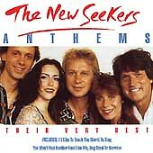 Anthems, New Seekers, The, Very Good CD