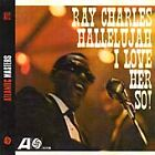 Ray Charles - Hallelujah I Love Her So (2001)