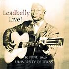 Leadbelly - Live [Fabulous] (Live Recording, 2002)