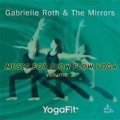 Gabrielle Roth - Yogafit (Music for Slow Flow Yoga, Vol. 2, 2004)
